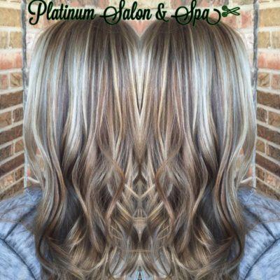 Multi Blonde Hair Color Burlington