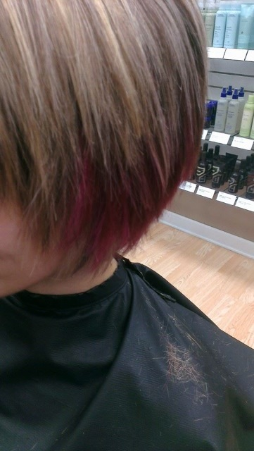 Aveda Hair Color Salon