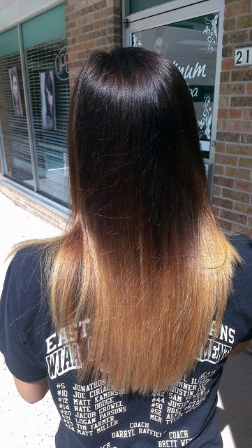 Custom Hair Color Burlington