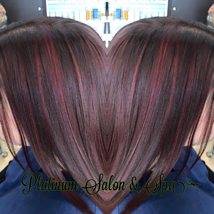 Burlington Salon Specializing in Hair Color