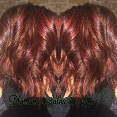Red Highlights Burlington WI