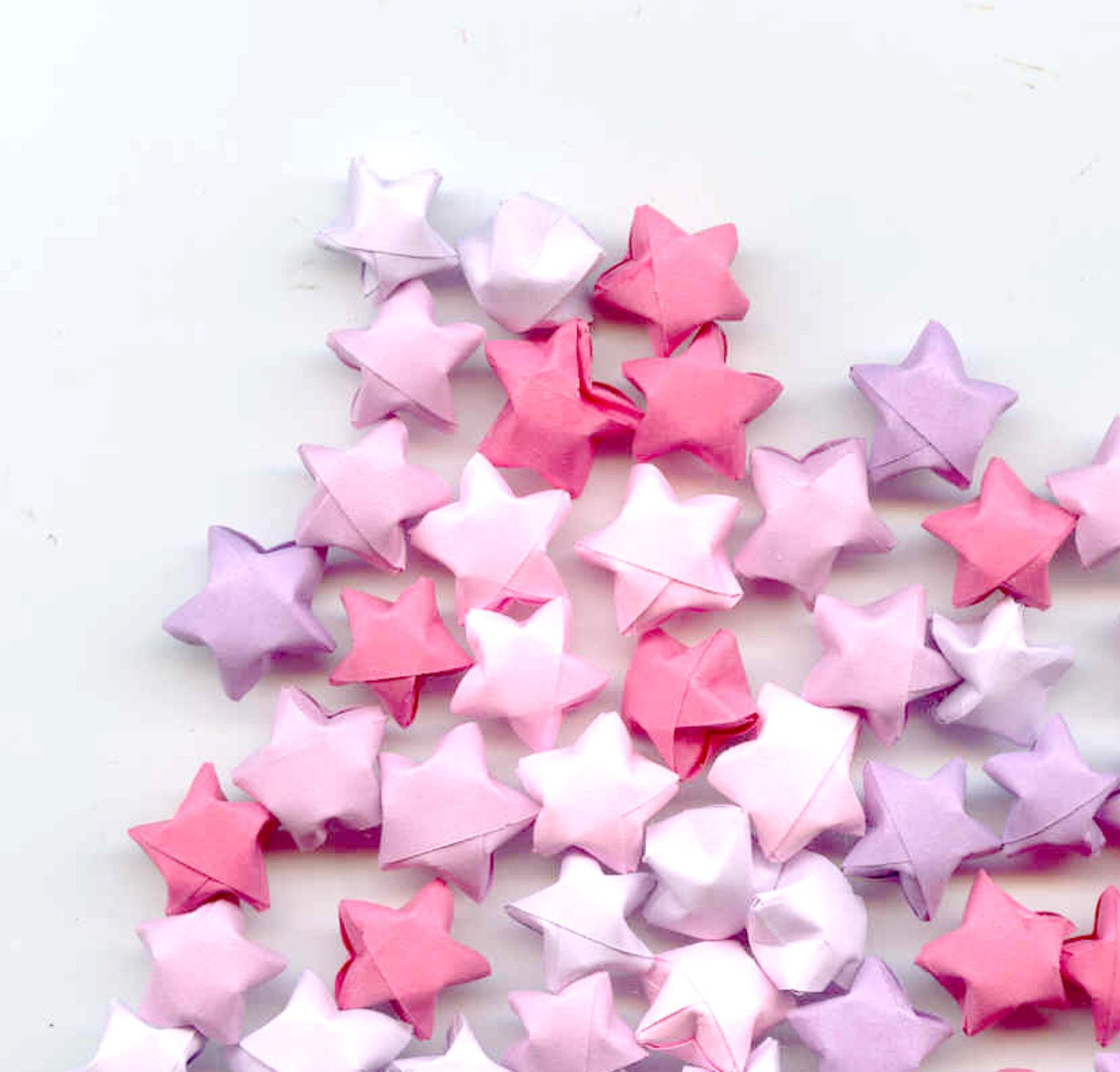 Как сделать звездочки из бумаги своими руками маленькие
