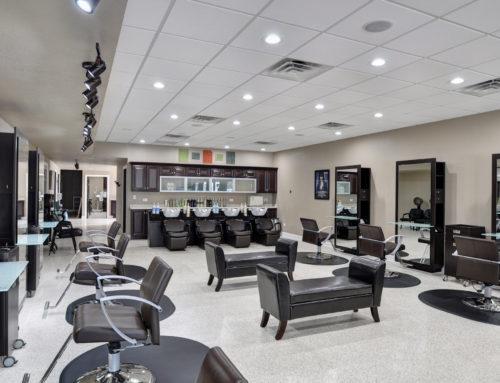 Spa Treatment with Hair Services Burlington