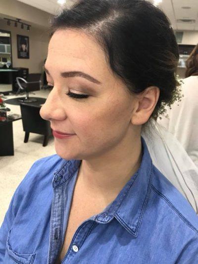Bridal Eye Makeup Burlington, WI