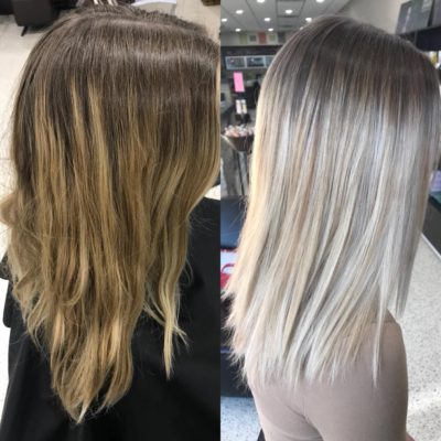 Hair Color Blonde Ombre