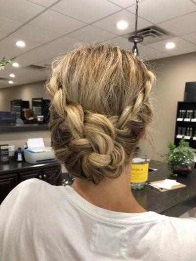 Wedding Hair Stylist Burlington, WI