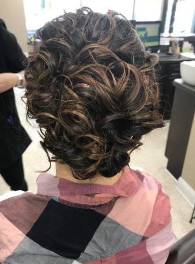Bridal Hairstyle Burlington, WI