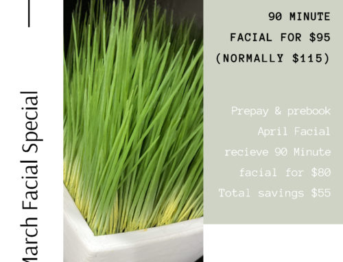 March Facial Special